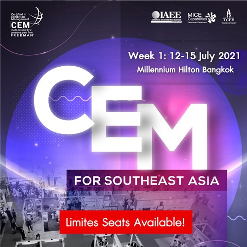CEM FOR SOUTHEAST ASIA